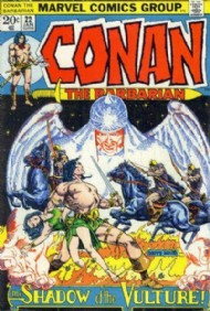 Conan the Barbarian 1970 - 1993 #22