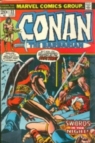 Conan the Barbarian 1970 - 1993 #23