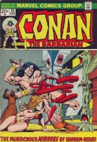 Conan the Barbarian 1970 - 1993 #25