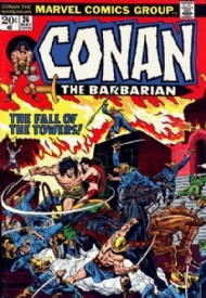 Conan the Barbarian 1970 - 1993 #26