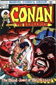 Conan the Barbarian 1970 - 1993 #27