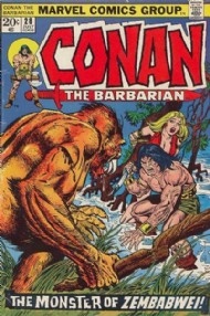 Conan the Barbarian 1970 - 1993 #28