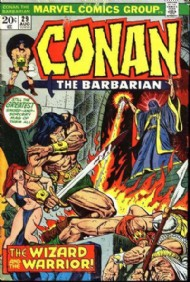 Conan the Barbarian 1970 - 1993 #29
