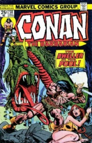 Conan the Barbarian 1970 - 1993 #50