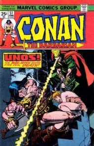 Conan the Barbarian 1970 - 1993 #51