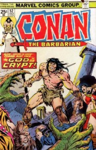 Conan the Barbarian 1970 - 1993 #52
