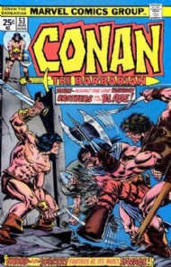 Conan the Barbarian 1970 - 1993 #53