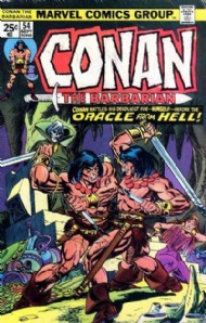 Conan the Barbarian 1970 - 1993 #54
