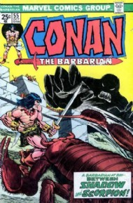 Conan the Barbarian 1970 - 1993 #55
