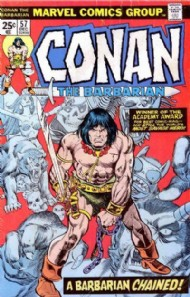 Conan the Barbarian 1970 - 1993 #57
