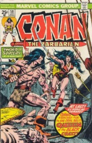Conan the Barbarian 1970 - 1993 #58
