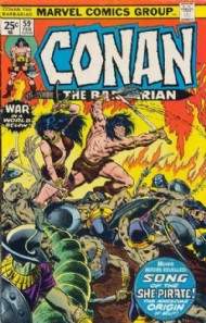 Conan the Barbarian 1970 - 1993 #59