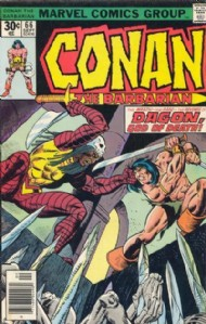 Conan the Barbarian 1970 - 1993 #66