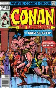 Conan the Barbarian 1970 - 1993 #80
