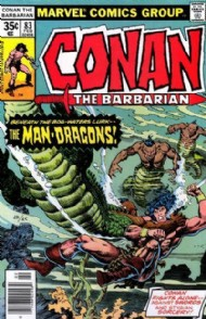 Conan the Barbarian 1970 - 1993 #83