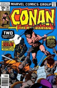 Conan the Barbarian 1970 - 1993 #84