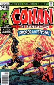 Conan the Barbarian 1970 - 1993 #85