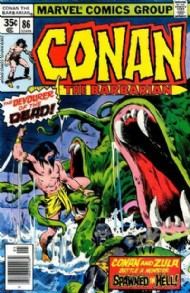 Conan the Barbarian 1970 - 1993 #86