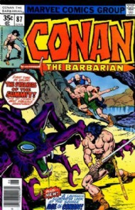 Conan the Barbarian 1970 - 1993 #87