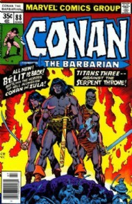 Conan the Barbarian 1970 - 1993 #88