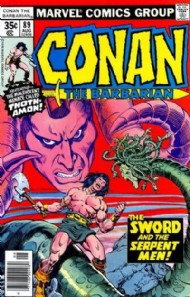 Conan the Barbarian 1970 - 1993 #89