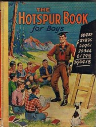 The Hotspur Book for Boys (1st Series) 1935 - 1949 #1935