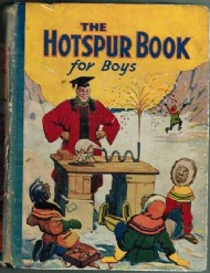 The Hotspur Book for Boys (1st Series) 1935 - 1949 #1936
