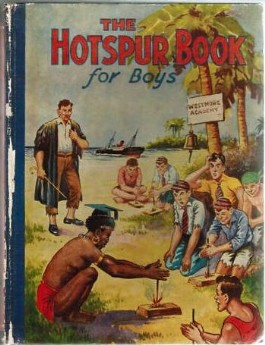 The Hotspur Book for Boys (1st Series) #1937