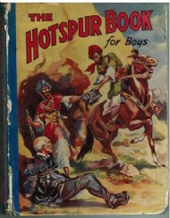 The Hotspur Book for Boys (1st Series) 1935 - 1949 #1939