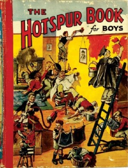 The Hotspur Book for Boys (1st Series) #1943