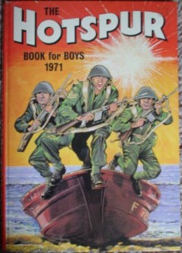 The Hotspur Book for Boys (2nd Series) #1971