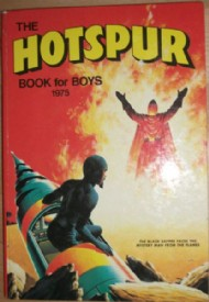 The Hotspur Book for Boys (2nd Series) 1966 - 1992 #1975