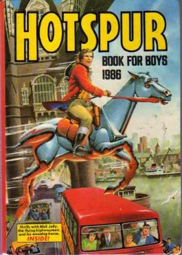 The Hotspur Book for Boys (2nd Series) #1986