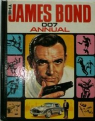 The James Bond 007 Annual  #1966