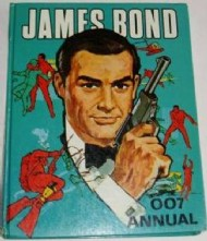 The James Bond 007 Annual  #1967