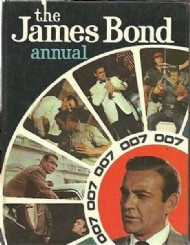 The James Bond 007 Annual  #1969