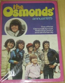 The Osmonds Annual #1975