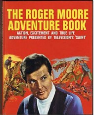 The Roger Moore Adventure Book 1966 #1966
