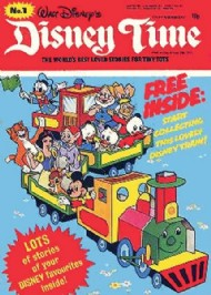 Walt Disney's Disney Time 1977 #1