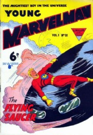 Young Marvelman 1954 - 1963 #31
