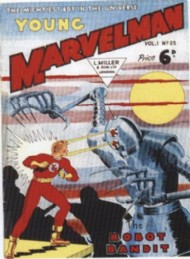 Young Marvelman 1954 - 1963 #25