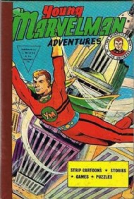 Young Marvelman Adventures (Annual)  #1961