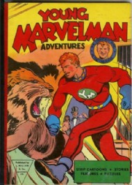 Young Marvelman Adventures (Annual)  #1963