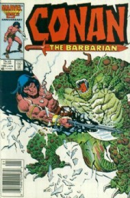 Conan the Barbarian 1970 - 1993 #190