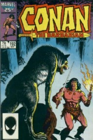 Conan the Barbarian 1970 - 1993 #192
