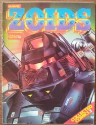 Zoids Winter Special  #1987