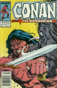 Conan the Barbarian 1970 - 1993 #193