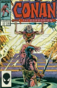 Conan the Barbarian 1970 - 1993 #194