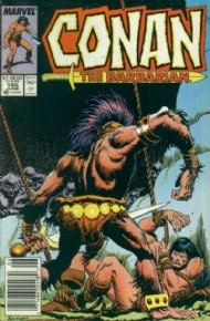 Conan the Barbarian 1970 - 1993 #195