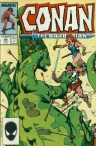 Conan the Barbarian 1970 - 1993 #196